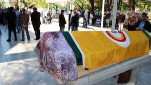 Sema Hunca için cenaze töreni düzenlendi