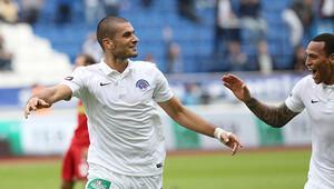 Kasımpaşa evinde Sivasspor'u yendi! 2-1