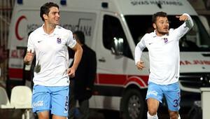 Sivasspor 0-2 Trabzonspor