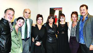 'Ben O İstanbul'u Çok Sevdim' oyununun galası yapıldı