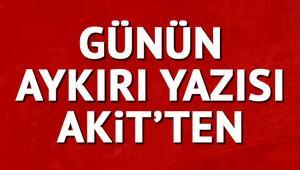 'Erdoğan Gezicileri Beştepe'de ağırlamalı'