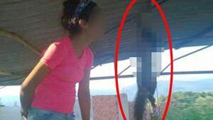Kedi asıp fotoğrafını paylaşan genç kız için uzmanlar ne dedi