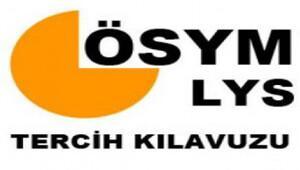 2014 ÖSYS LYS Güncel Tercih Kılavuzu (2014 ÖSYM Üniversiteler Taban ve Tavan Puanları - 2014 ÖSYM Tercihleri)