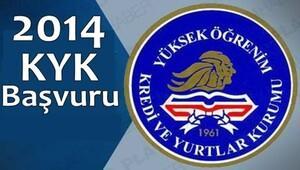 KYK(YURTKUR) 2014-2015 Yılı Yurt Başvuruları Başladı