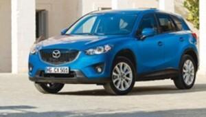 Mazda'nın yeni yıldızı CX-5