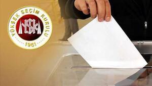 YSK Cumhurbaşkanlığı Seçimleri Seçmen Kağıdı Sorgulama Adresi ve Seçim Tarihleri
