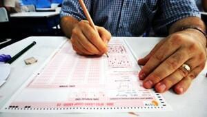 Yabancı dil sınavında skandal