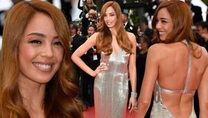 Azra Akın Cannesda
