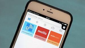 Firefox artık iPhone'da