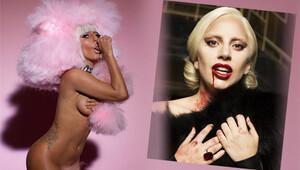 Lady Gaga: 'Beni takdir etmeyen çeksin gitsin!'