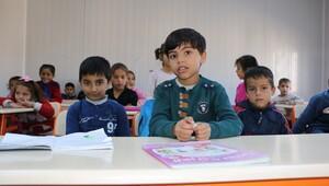 Bu okul Suriyeli öğrencilere umut oluyor