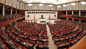 Meclis'te yemin töreni 9 saat 15 dakika sürdü