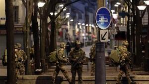 Fransa'da Paris katliamı şüphelilerine yönelik büyük operasyon