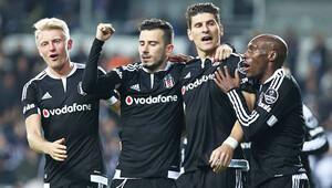 Beşiktaş 2 - 0 Sivasspor