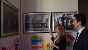 Tarihi okulda 24 Kasım nostaljisi