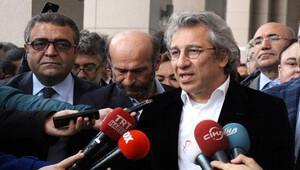Can Dündar ve Erdem Gül İstanbul Adalet Sarayı'nda ifade verdi