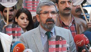 HDP'li Kürkçü: Olay çatışma değil. Tahir Elçi doğrudan hedef alındı