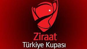 Ziraat Türkiye Kupası heyecanı yarın başlıyor