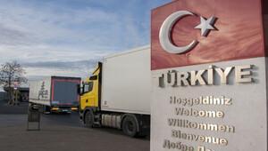 Kapıkule'de ''TIR geçiş rekoru'' kırıldı