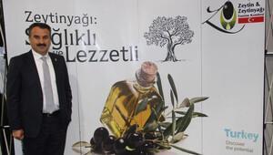 Türk zeytin ve zeytinyağı Fransa'da tanıtıldı