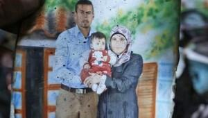 Filistinli ailenin evine saldırıda gözaltılar