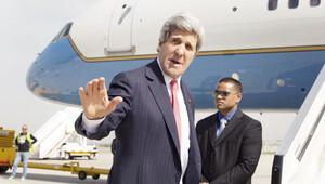 Kerry, barış süreci için Kıbrıs'ta