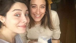 Hazal Kaya, Nur Fettahoğlu'nu unutmadı!