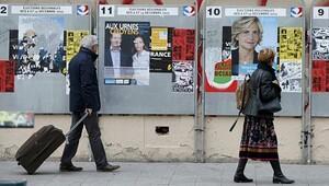 Fransa'da Paris saldırıları gölgesinde yerel seçim