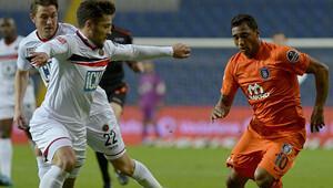 Başakşehir 2-0 Gençlerbirliği