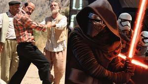 Tüpçü Fikret'in küçük tüpü, Jedi'ın ışın kılıcına karşı...