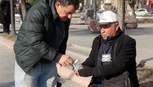 Erzincan'da bin 300 Milli Piyango bileti çalındı