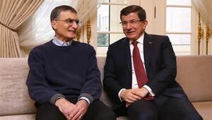 Başbakan Davutoğlu ile Prof. Sancar kahvaltıda bir araya geldi