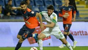 Başakşehirspor 4-1 Şanlıurfaspor