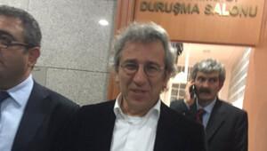Can Dündar 3 dava için hakim karşısına çıktı