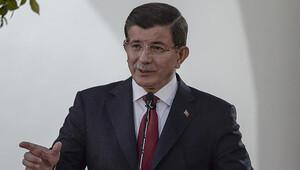 Başbakan Ahmet Davutoğlu: 'Hiç kimsenin önünde el pençe durmadım'