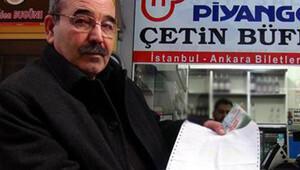 Adana bileti Mersin'de satıldı iddiası