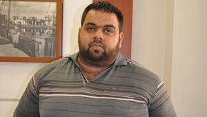 Midesini küçülttü 70 günde 60 kilo