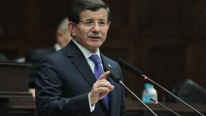 Başbakan Davutoğlu AK Parti grup toplantısında konuştu