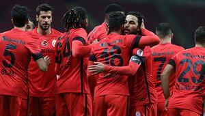 Galatasaray 3-1 Karşıyaka