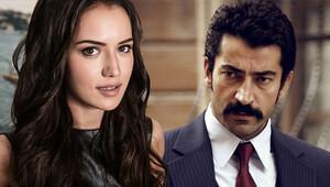 Kenan İmirzalıoğlu yeni dizisi için Fahriye Evcen'i seçti