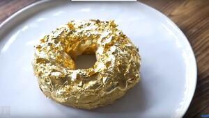 Yeni trend! Kahvaltıda altın yiyorlar