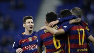 Espanyol 0-2 Barcelona