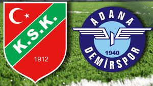 Karşıyaka-Adana Demirspor maçından notlar