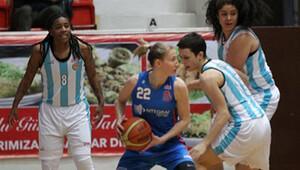 Adana ASKİ: 70 - Basketbolu Geliştirenler Derneği: 87