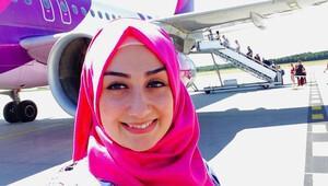 Hollanda hayat kurtaran Türk kızını konuşuyor