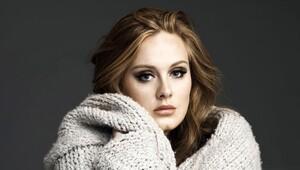 Adele rap yaptı, sosyal medyada milyonlar izledi