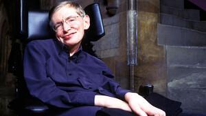 Ünlü fizikçi Stephen Hawking: İnsanlık bir şekilde hayatta kalabilir...