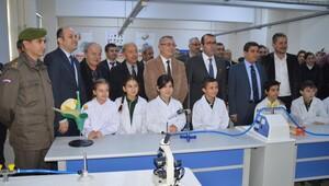 Aziz Sancar adına fen laboratuvarı açıldı
