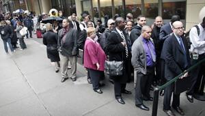 ABD'de işsizlik maaşı talebi 7 ayın zirvesinde