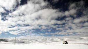 Doğu'da rekor Ardahan ve Kars'ta: Eksi 15 derece